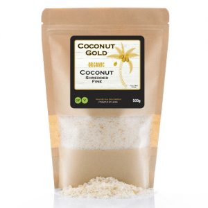 shredded coconut - fine