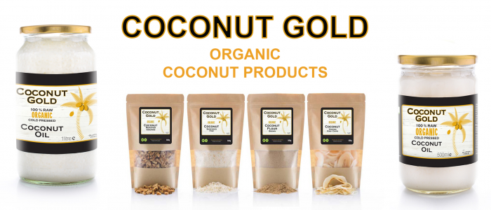 Coconut Gold Products